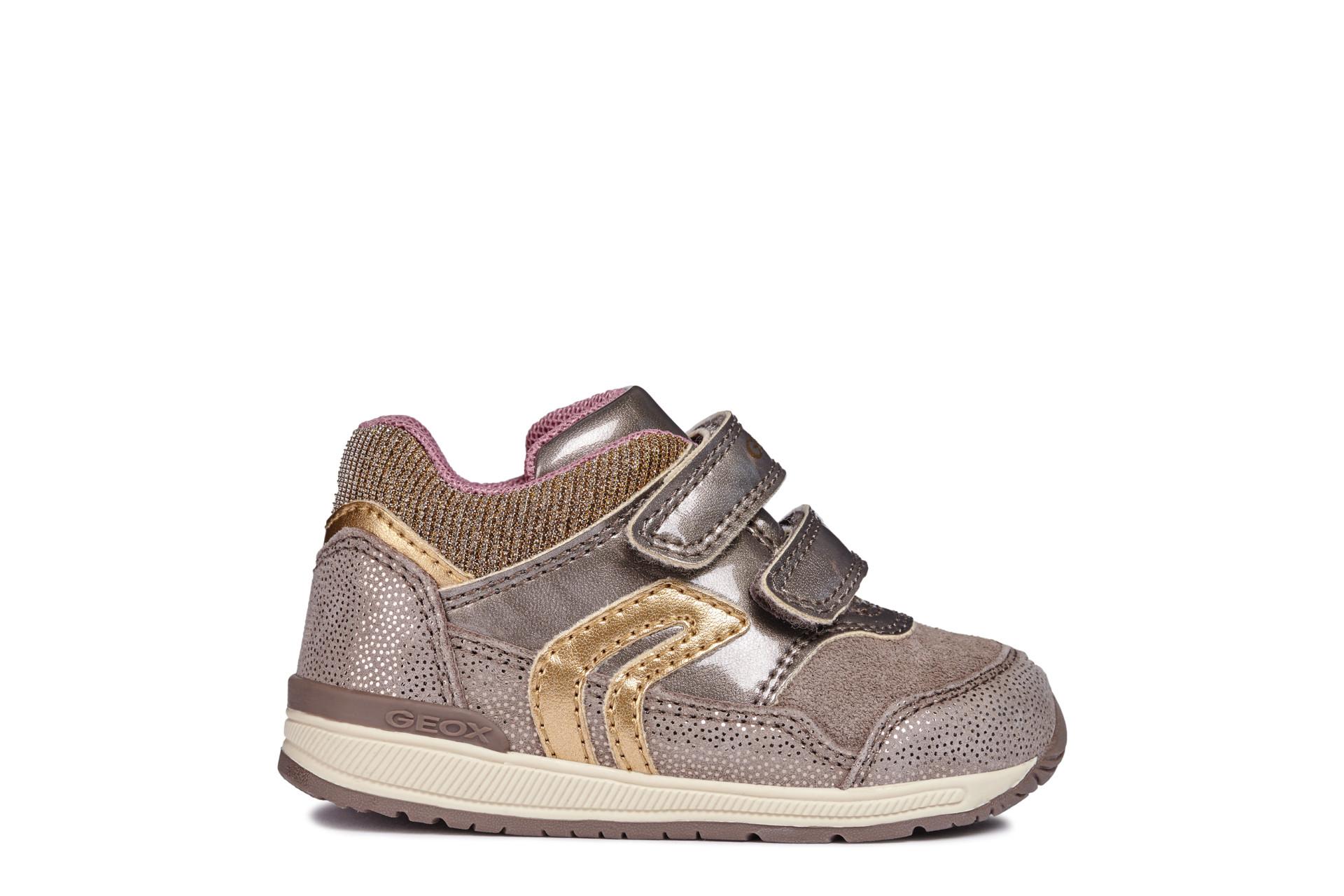 Molo kids fashion :: Geox arany csillogós félcipő Geox Zárt