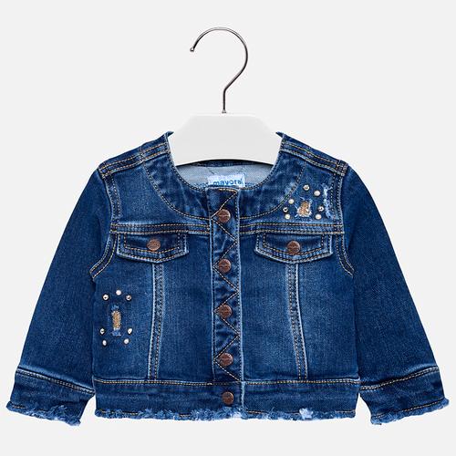 Molo kids fashion    Mayoral farmer kabát Lány Átmeneti kabátok 8640b8dabc