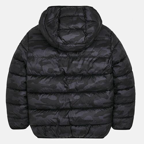 Molo kids fashion    Mayoral terep mintás kabát Fiú Téli kabátok fec33d1a91
